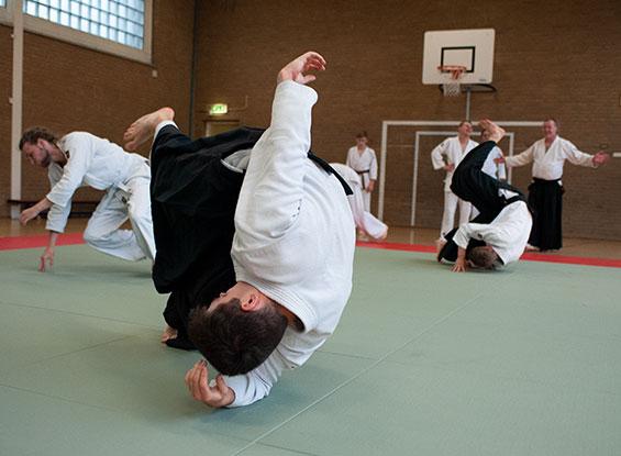 Aikido Vechtsport