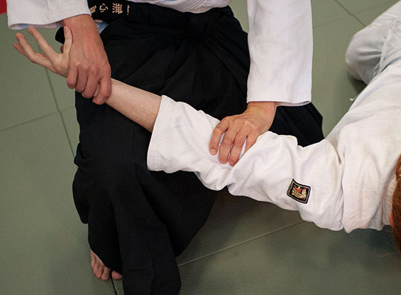Japanse zelfverdedigingssport - Mushinkan Aikidovereniging