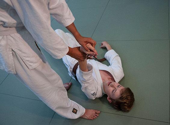 Zelfverdedigingssport kind - Mushinkan Aikidovereniging