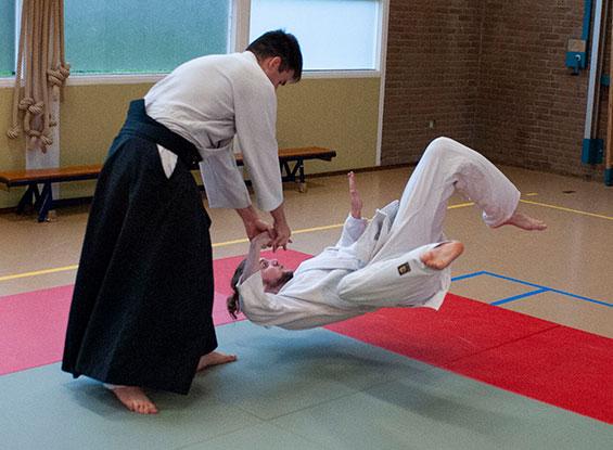 Vechtsporten Limburg - Mushinkan Aikidovereniging
