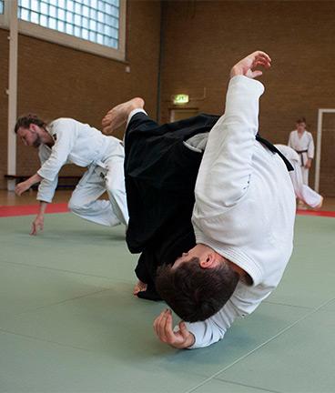 Aikido - Japanse zelfverdedigingssport