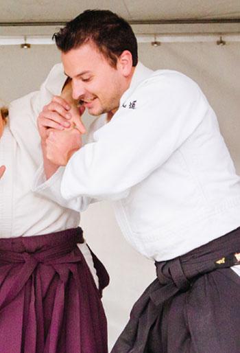 Bjorn Smeets Aikido